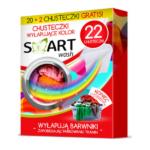 Smart Wash - chusteczki do prania przeciw farbowaniu 22 sztuki