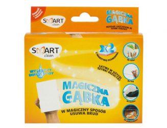 Smart Clean – magiczna gąbka (2 sztuki)_1