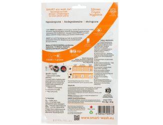 Smart Eco Wash – hipoalergiczne listki doprania 2 w1, zapach świeżości (14 prań)_1