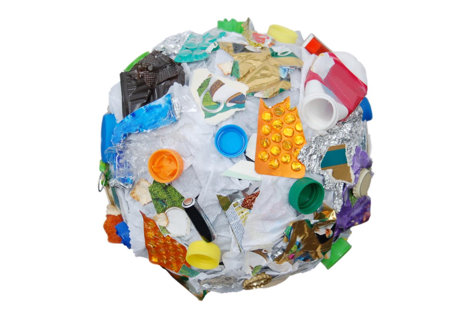 Listki doprania tomniej plastiku naświecie
