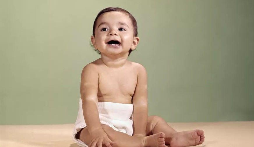 Listki chronią delikatną skórę bobasa, gdyużywasz pieluszek wielorazowych