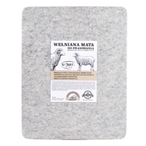 Smart Wash Wełniana mata doprasowania 43 x 34 cm